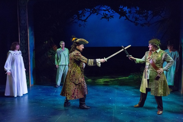 Photos: People's Light Presents FOR PETER PAN ON HER 70TH BIRTHDAY