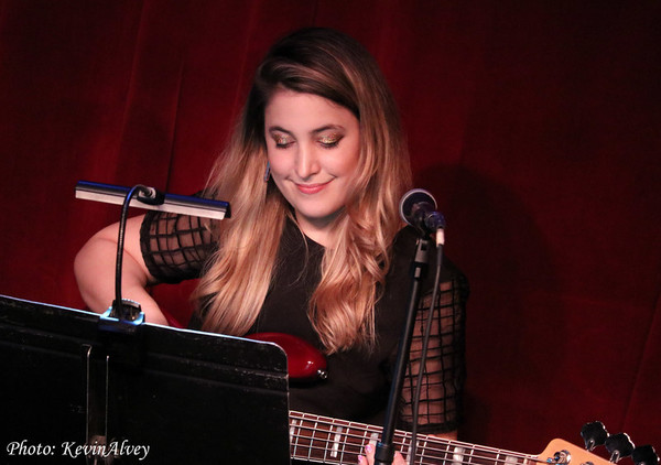 Photos: Anne Runolfsson and Robin Skye Bring MAGNIFICENT CHAOS To Birdland