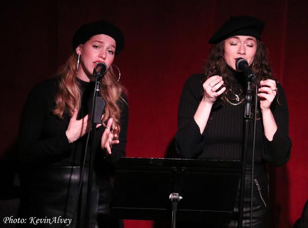 Photo Flash: Anne Runolfsson and Robin Skye Bring MAGNIFICENT CHAOS To Birdland
