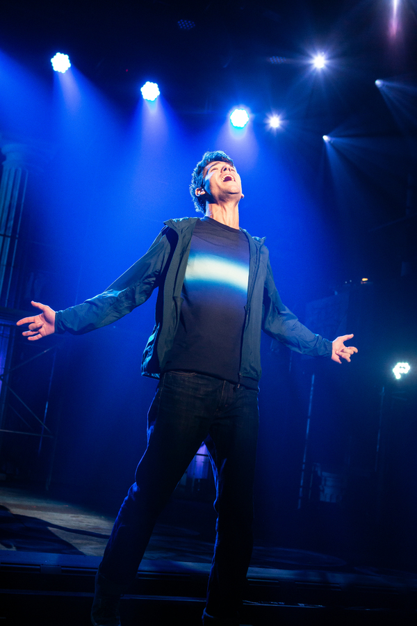 Photo Flash: THE LIGHTNING THIEF Comes To Keller Auditorium