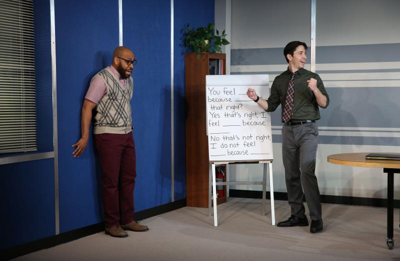 BWW Review: Mara Nelson-Greenberg's DO YOU FEEL ANGER? Takes An Absurdist Look at Toxic Masculinity