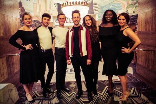 Nick Butcher joined by special guest performers Rebecca Lock, Greg Bernstein, Rob Houchen, Emma Kingston, Claudia Kariuki, Laura Tebbutt