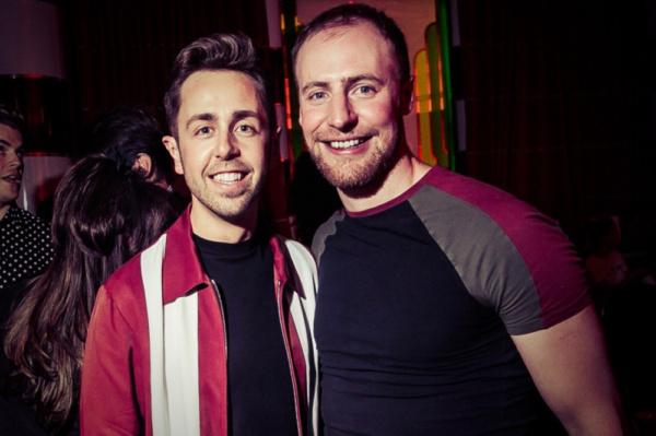 Nick Butcher and Stephen Whitson