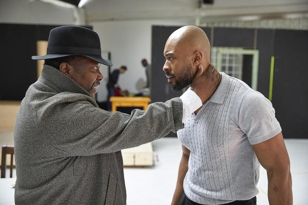 Wendell Pierce and Arinze Kene Photo
