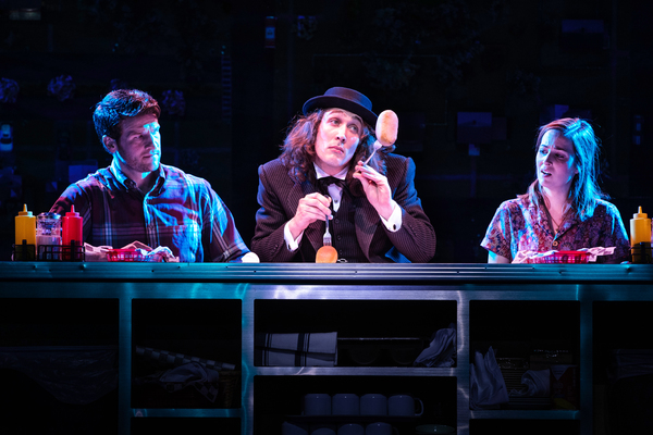 Photo Flash: First Look at Bryce Pinkham, Hannah Elless, and More in BENNY & JOON at Paper Mill Playhouse