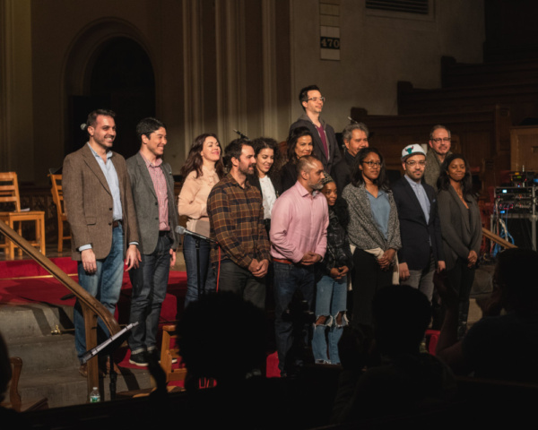 Photo Flash: Sea Dog Theater Presents Staged Reading Of THE LAST DAYS OF JUDAS ISCARIOT