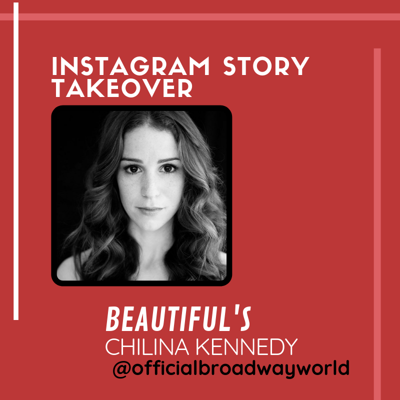 BEAUTIFUL's Chilina Kennedy Takes Over Instagram Tomorrow!