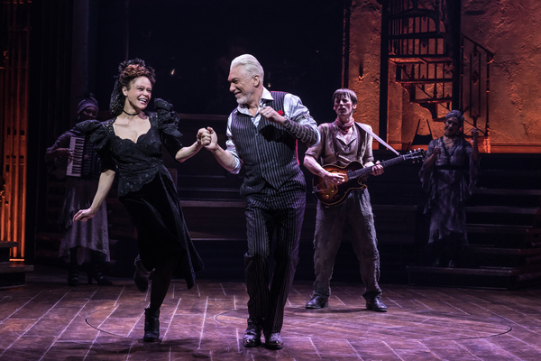 Photo Flash: Take a Dive Into the Underworld with All New Photos from HADESTOWN