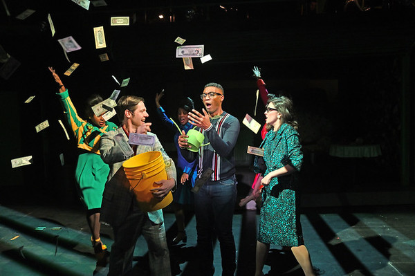 Photo Flash: Trinity Repertory Company Presents LITTLE SHOP OF HORRORS