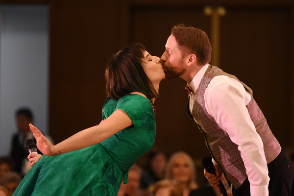 Photo Flash: Porchlight Music Theatre Breaks Records For Attendance And Fundraising At Its Annual Icons Gala