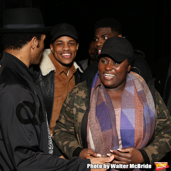 James Harkness, Jeremy Pope, Danielle Brooks, Jawan M. Jackson