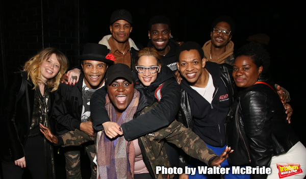 Natasha Lyonne, James Harkness, Jeremy Pope, Danielle Brooks, Dascha Polanco, Jawan M Photo