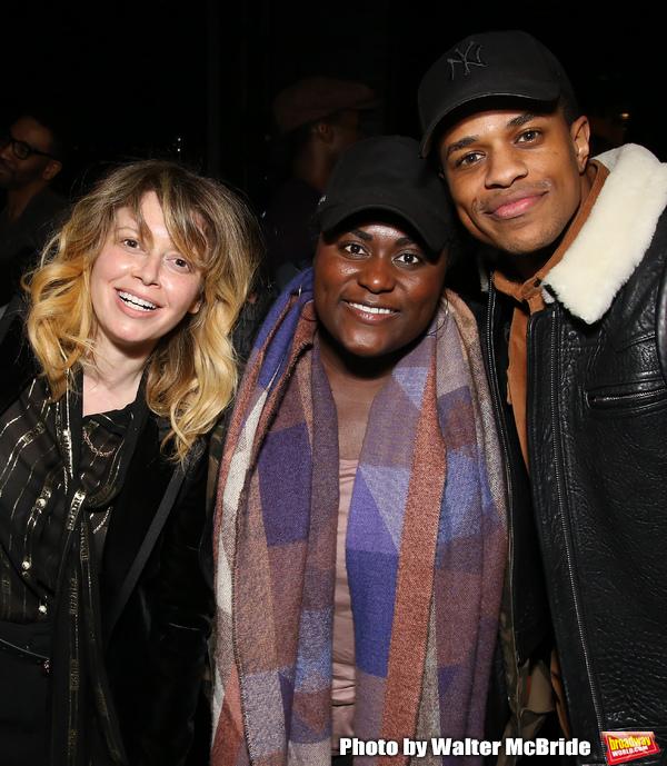 Natasha Lyonne, Danielle Brooks and Jeremy Pope