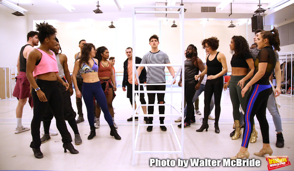 Photo Coverage: Go Inside Rehearsals for THE WHO'S TOMMY at The Kennedy Center!