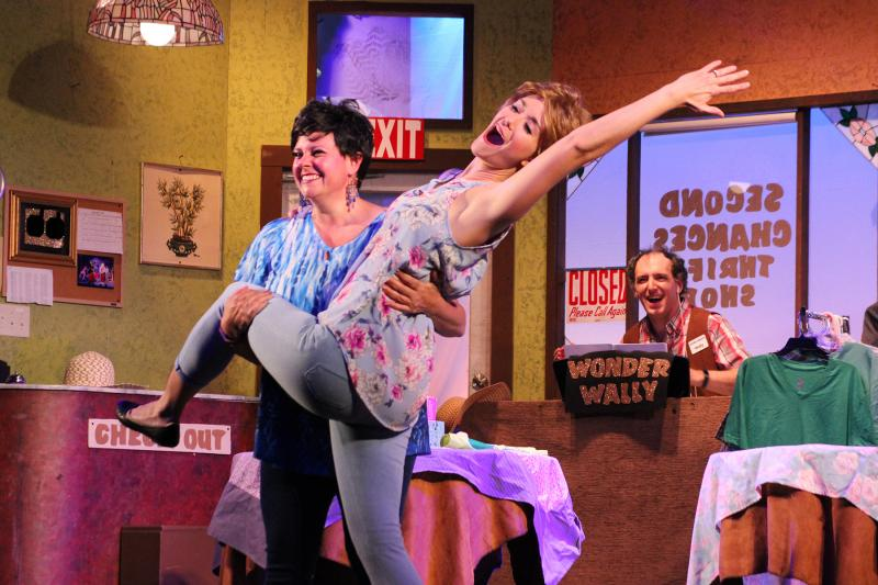 BWW Review: SECOND CHANCES: THE THRIFT SHOP MUSICAL at Broadway Palm is Smart and Sentimental!