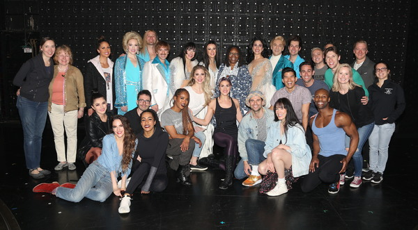 Photo Flash: Whoopi Goldberg Proves She Believes in Life After Love at THE CHER SHOW