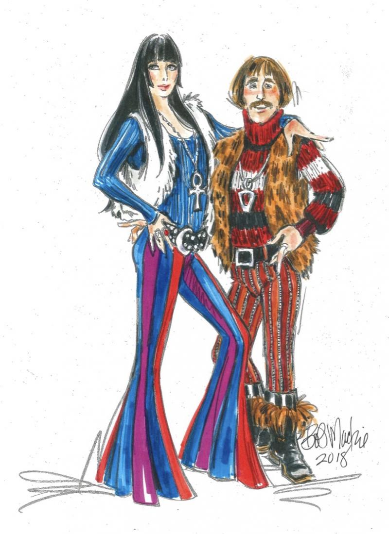 Broadway By Design: Bob Mackie, Christine Jones & Brett Banakis Bring THE CHER SHOW from Page to Stage