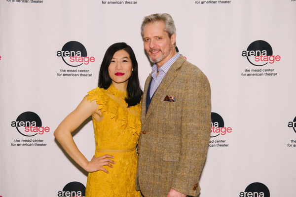 Nancy Sun and David Andrew Macdonald Photo