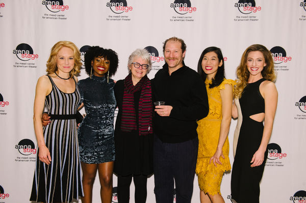 Shanara Gabrielle, Kashayna Johnson, Jackie Maxwell, Elan Zafir, Nancy Sun and Amanda Photo