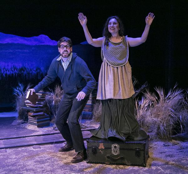 Photo Flash: Ensemble Theatre Company Presents EVERYTHING IS ILLUMINATED