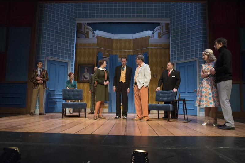 BWW Review: You May Die at ONE MAN, TWO GUVNORS at Omaha Community Playhouse