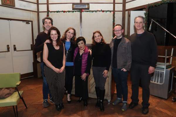 Jason Robert Brown, Georgia Stitt, Andrea Burns, Pat Suzuki, Andrea Bianchi, Jonathan Photo