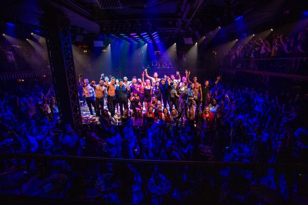 Photo Flash: MAGIC MIKE LIVE Celebrates 1,000 Performances!