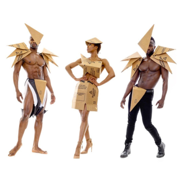 Photo Flash: Broadway Models 'Coutrash Couture' For New Musical REVELATION