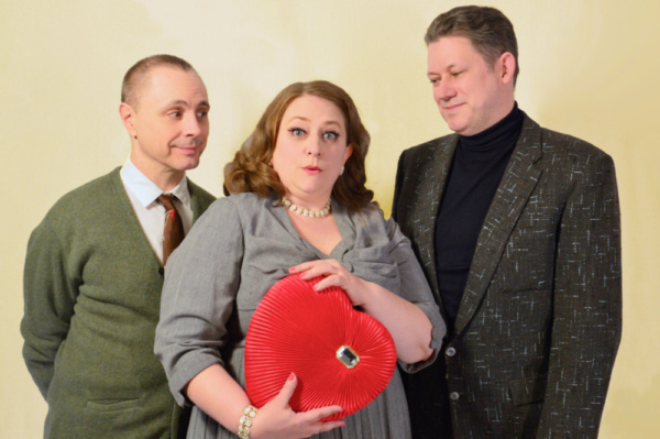 Photo Flash: First Look at Retro Productions Revival Of MARY, MARY