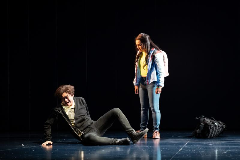 BWW REVIEW: As Scientists Prepared To Make Particle Colliding History One Family Faces The Challenge Of Disparate Personalities Being Forced Together in MOSQUITOES