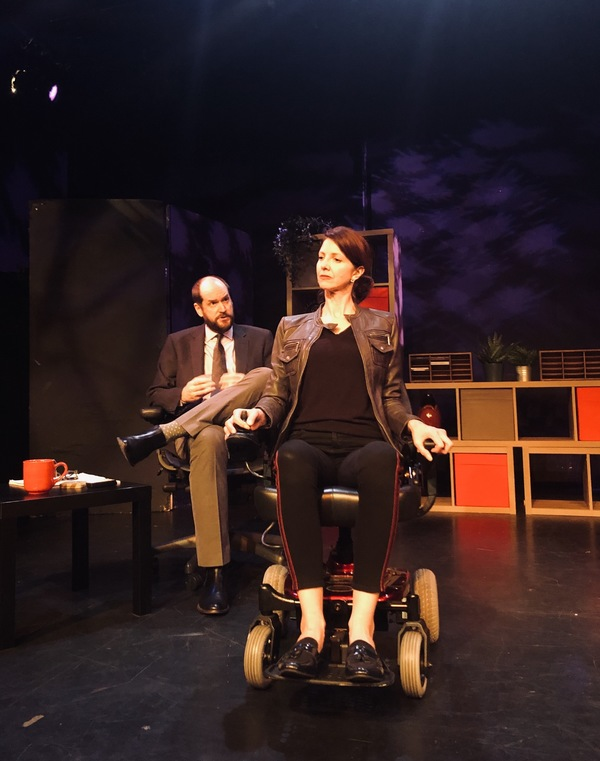 Photo Flash: First Look at DUET FOR ONE at Beverly Hills Playhouse