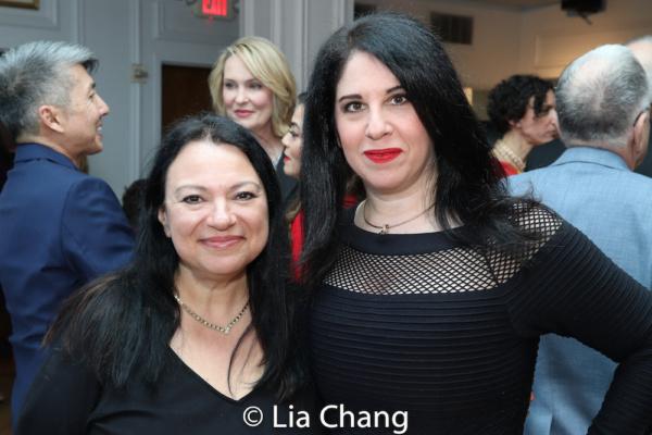 Julie Miller and Stephanie Grayson