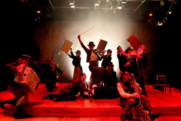 Photo Coverage: INDECENT Ends a Memorable Run at the Bluebarn Theatre