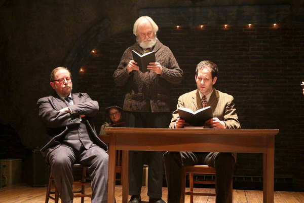 Photos: INDECENT Ends a Memorable Run at the Bluebarn Theatre