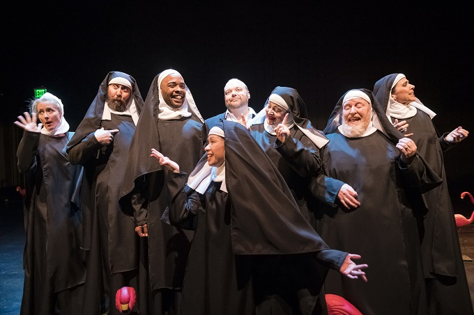 BWW Review: TOAST Goes Against the Grain at the Catastrophic Theatre