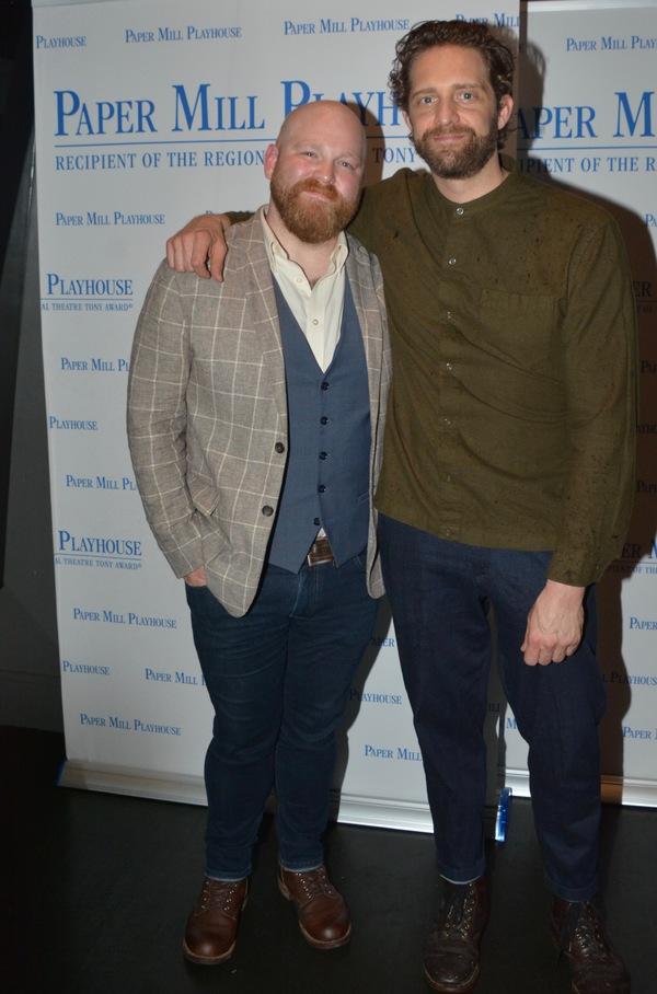 Jacob Keith Watson and Colin Hanlon Photo