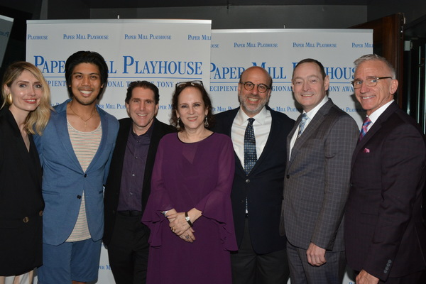The Creative Team-Kirsten Guenther I(Book), J. Conor Navarro (Music Director), Nolan Gasser (Music), Mindi Dickstein (*Lyrics), Larry Hirschhorn (Producer), Michael Stotts (Paper Mill Managing Director) and Mark S. Hoebee (Paper Mill Producing Artistic Di