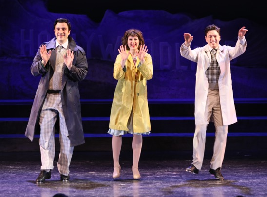 BWW Review: SINGIN' IN THE RAIN Splashes into the Massey Theatre with its Toe Tapping Tunes