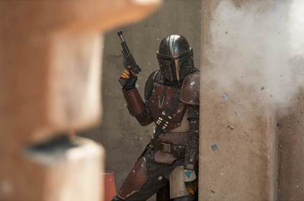 Photo Coverage: Get a First Look at the New STAR WARS Series THE MANDALORIAN