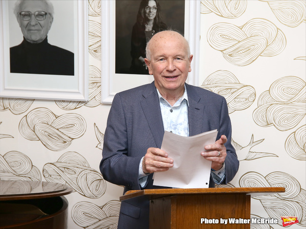 Exclusive Podcast: Go 'Behind the Curtain' with Legendary Playwright Terrence McNally