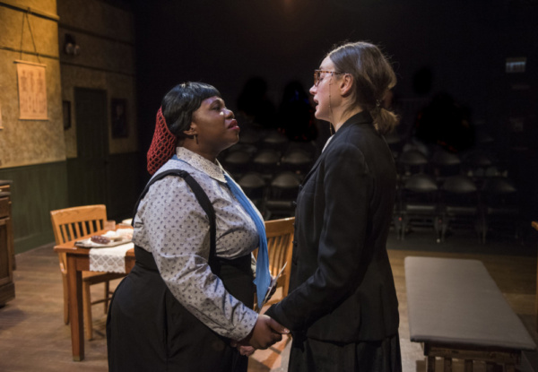 Photo Flash: First Look at Shattered Globe Theatre's HANNAH AND MARTIN