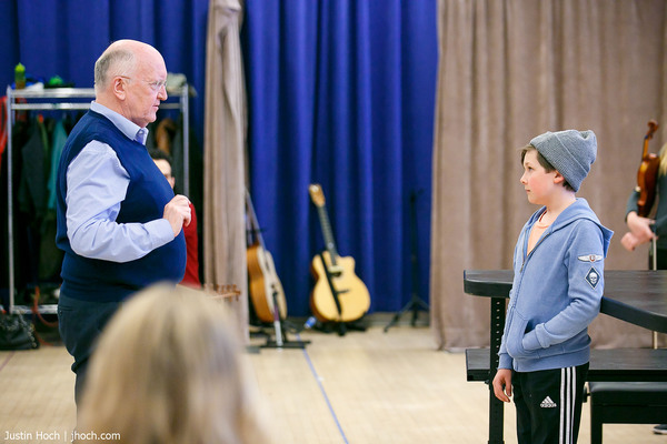 Photo Flash: In Rehearsal with the World Premiere of AUGUST RUSH
