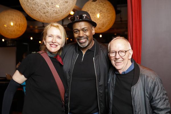 Catherine Zuber, Lance Roberts and Michael Yeargan