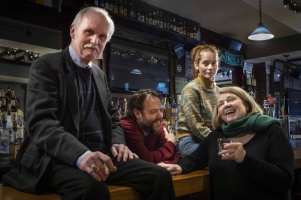 Photo Flash: First Look At Penny Jackson's THE BATTLES OF RICHMOND HILLS