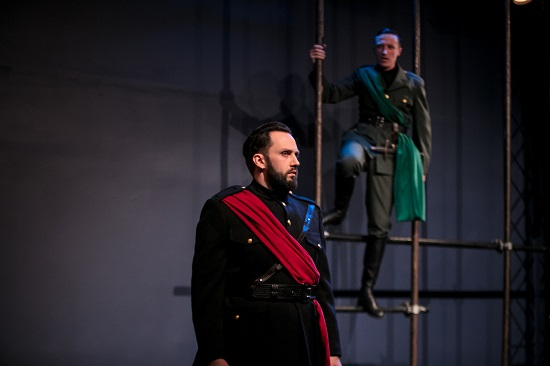 BWW Review: Independent Shakespeare Co.'s JULIUS CAESAR, a Political Crime Story Ripped from the Headlines