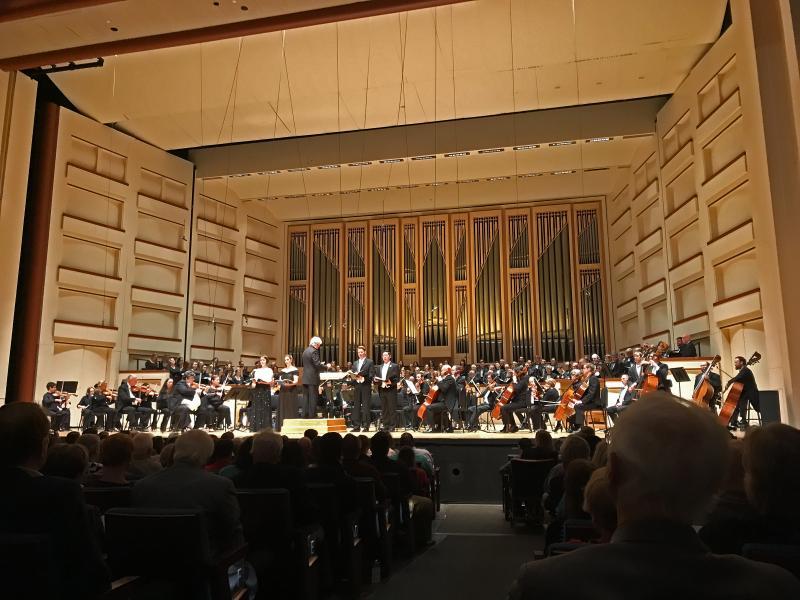 BWW Review: MOZART REQUIEM Clashes With Sunny Salieri Symphony