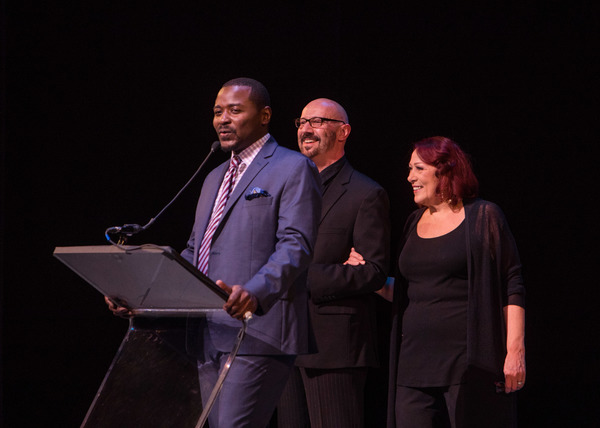 Alvin Ailey American Dance Theatre Artistic Director and 2019 Ruth Page Award Recipi Photo