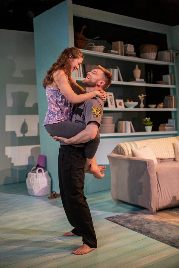 Photo Flash: First Look At THE HERO'S WIFE At Synchronicity Theatre