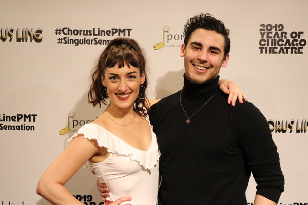 Adrienne Storrs and Alejandro Fonseca Photo