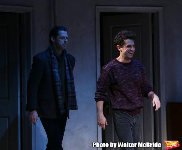 David Furr and Brandon Uranowitz